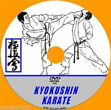 KYOKUSHIN KARATE LESSONS EASY STEP BY STEP INSTRUCTION 4 BEGINNERS NEW DVD
