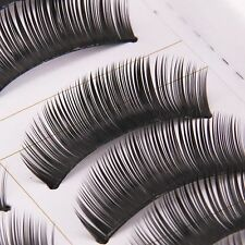 10 Pairs Natural Thick False Eyelashes Eye Lashes Long Soft Makeup Handmade 168e