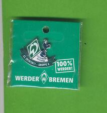 SV WERDER BREMEN- PIN AUS GUTEN ZEITEN-CHAMPION LEGUE 2010/11-TOTTENHAM HOTSPUR-