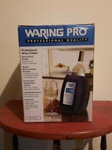 Waring Pro Professional Wine Chiller, Open Box