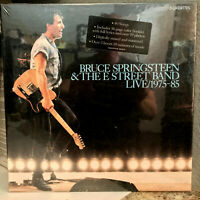 BRUCE SPRINGSTEEN & THE E STREET BAND - Live 1975-85 - Cassette Tapes - SEALED
