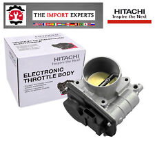 Fuel Injection Throttle Body OE Hitachi ETB0010 Left Fits 2010-2017 Nissan GT-R