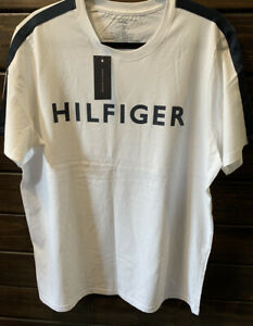 Tommy Hilfiger Sleepwear T-Shirt for Mens Color White Size M L XL