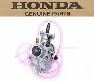 24mm Carburetor fits 80cc 85cc 125cc For Honda CR80 CR85R CR125 Trail Dirt Bike