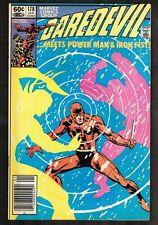 Daredevil #178 - Meets Power Man & Iron Fist - 1982 (Grade 8.5) WH