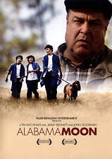 Alabama Moon DVD family drama movie based on Watt Key book John Goodman NEW!