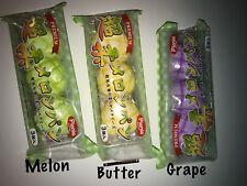 Melon Green Slow Rising Scented Melon Bun Squishy Squeeze Kawaii