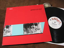 LP Green on red Same Zippo Records Zane 002 1985 UK   M- to EX