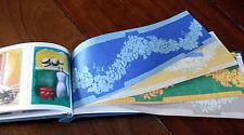 1990 ELITIS Catalogue Collection Vintage BORDURES frises Papier peint