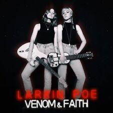 """Larkin Poe - Venom & Faith (NEW 12"""" VINYL LP)"""