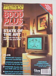 75384 Issue 60 Amstrad PCW 8000 Plus Magazine 1991