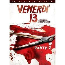 Dvd   Venerdi' 13 Parte 2  *** L'assassinio ti siede accanto *** ...NUOVO