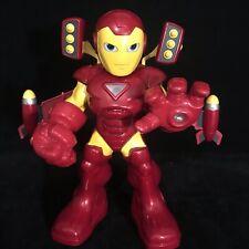 Marvel Avengers IRON MAN Action Figure Electronic Toy