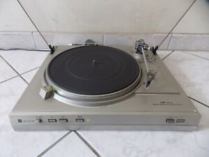 PLATINE VINYL DUAL QUARTZ ELECTRONIC DIRECT DRIVE ULM SERIES CS 617 Q VINTAGE