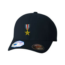 Silver Star Flexfit® Pro-Formance® Embroidered Cap Hat