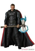 MAFEX No.104 AVENGERS INFINTY WAR THOR Height about 160mm Painted action figure