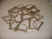 "20 GOLIATH TOOL 3/8"" Round Canopy Pin Trailer Hitch Pins"