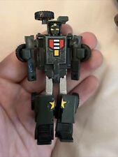 Vintage 1984 Tonka GoBots Geeper Creeper Mr-28 Transformers Jeep Near Complete