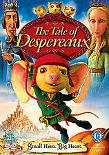 The Tale Of Despereaux (DVD, 2009)