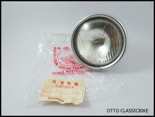 NOS Honda C50 C65 C70 C90 HEADLIGHT LAMP ASSY STANLEY P/N 33100-087-003 GENUINE