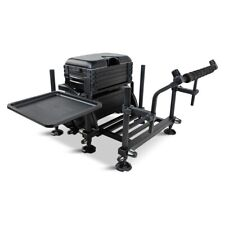 Match Station Mod-Box Competition Pro Seat box + Black Spray Bar & Side Tray