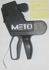 German Meto Price Tag Label Gun Retail Marking/Pricing 5 space Number Stamp Aok