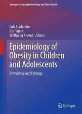Epidemiology of Obesity in Children and Adolescents : Prevalence and Etiology...