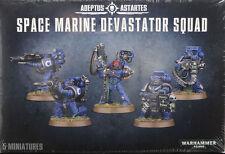 Adeptus Astartes Devastator Squad - Warhammer 40k - Sealed in Box-Free Shipping
