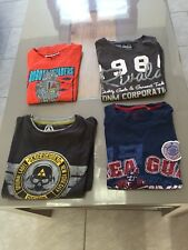 LOT TEE SHIRT PULL MANCHES LONGUES 10 ANS