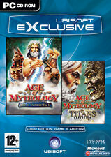 Age of Mythology Gold Edition pour PC (new & sealed)