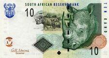 Afrique du sud  - South Africa billet neuf de 10 rand pick 128b UNC