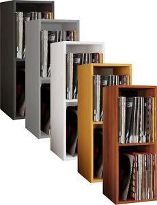 """VCM Schallplatten Regal Archiv LP Möbel Archivierung """"Platto 2fach"""""""