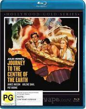 Journey To The Centre Of The Earth (1959) Blu-ray Region ALL