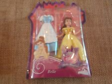 Polly Pocket Disney Princess Little Kingdom Belle Doll New Beauty & the Beast