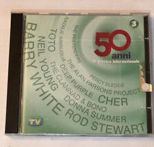 CD 50 anni di musica internazionale n.3