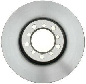 Disc Brake Rotor-Black Hat Front ACDelco Pro Brakes 18A477