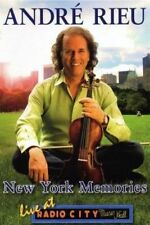 ANDRE RIEU -DVD - NEW YORK MEMORIES - All Regions AUST