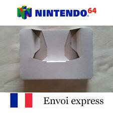 Cale neuve pour boite de jeu Nintendo 64 N64 - insert inner tray inlay