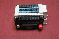 Festo CPV10-VI-10P-10-8C-N2-R-A-8C+GCU Manifold Valve 13014788 New