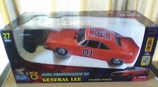 "Movie DUKES OF HAZZARD RC CAR 1:10 Collectible ""General Lee""-VERY RARE & NEW !"