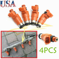 4PCS CDH210 INP771 Fuel Injector 68V-8A360-00-00 for Mitsubishi Eclipse Chrysler