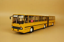 1/43 Soviet Union Russian Ikarus-280.33M Yellow color + gift