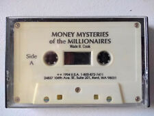 Wade B. Cook / Money Mysteries of the Millionaires / Audiobook / Audio Cassette