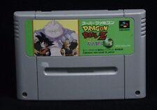 Dragon Ball Z Super Butouden 3- Japan SNES SFC Nintendo Super Famicon GAME ONLY