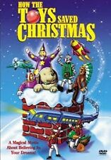 How The Toys Saved Christmas DVD Region 4 (Good Condition)