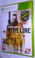 SPEC OPS ~ THE LINE - XBOX 360 ITA