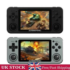 RG351M Portable Video Game Console Retro Handheld Pocket 2000 Games Player NEW