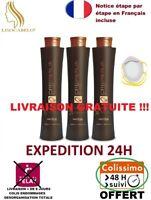 Lissage Brésilien Honma Tokyo AllLiss Premium Coffee 3X150ml+1Masque de Protecti