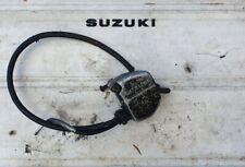 Suzuki LT50 throttle Housing genuine Lt50 lt 50 throttle housing with cable