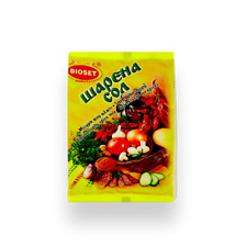 Bulgarian Sharena Sol Seasoning Fresh Ground Spice Mix Cuisine Blend 40gr.